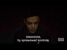 Something about God - Great Scene from Mr Robot - Rami Malek 2016  Mocna scen...