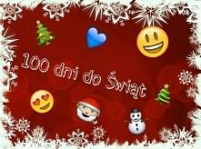 100 dni do Świąt Bożego Narodzenia!!!