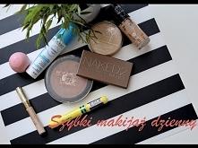 Szybki makijaż dzienny - Rimmel, Maybelline, Urban Decay, Bourjois, Revlon  Aby ogladnac, kliknij w obrazek