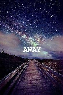Away ->