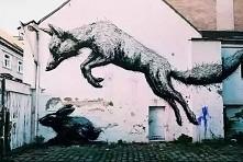 śliczny mural <3