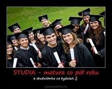 Studia, już niedługo :)