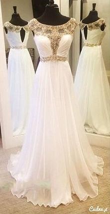 Suknia w stylu greckim :)
