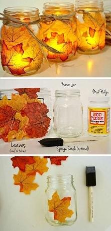 Idealna ozdoba na jesień <3