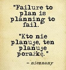 Grunt to dobry plan.