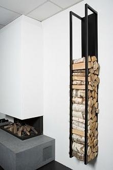 elegancki sposób na drewno :)