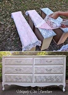 Moja inspiracja <3 Jestem fanką przerabiania samodzielnie przedmiotów (szafek,krzeseł itd.) dlatego gdy już będę miała swoje pole do popisu moje meble nie będą oklepane tak j...