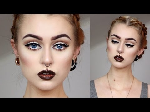 How to Achieve Big Eyes with Makeup   Evelina Forsell