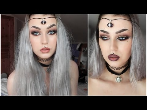 Music Festival - Makeup, Hair, Outfit | Evelina Forsell