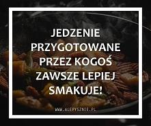 Jedzenie...