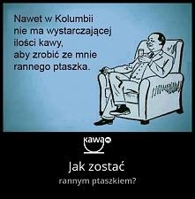 Nie ma siły. Co nie zmienia faktu, że kawa jest super! Więcej kawowych memów na kawa.pl