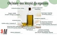 olej lniany - korzyści dla organizmu