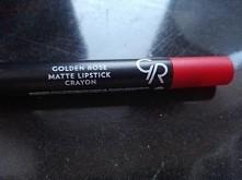 Szminka Golden Rose Matte Lipstick Crayon