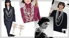 bransoletka DIY inspirowana perłami Chanel z pokazu na jesień '16 - tutorial na blogu