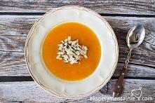 Zupa krem z pieczonej i pom...