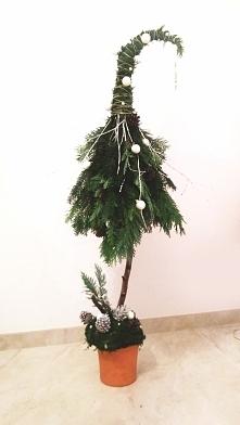 choinka świąteczna - inspiracja z internetu