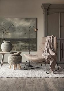 Kolory szarości w salonie ;)