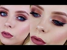 Dramatic Fall Makeup   Cosm...