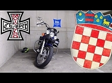 Chorwacja motocyklem Motovun