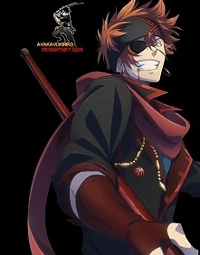 Lavi D.Gray-man