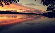 piękne widoczki nad jeziorkiem