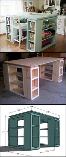 super to biurko! muszę taki...
