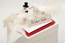 Kartka Ślubna pudełko zakoc...