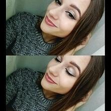 sobotni makijaż