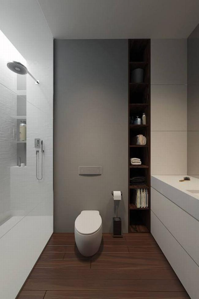 Półki W łazience Jak Je Zaprojektować Gdzie Zaprojektować