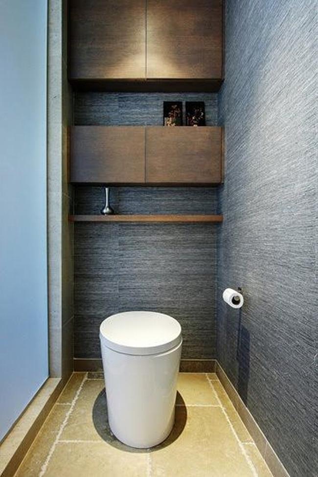 Czysta azienka organizacja rzeczy w azience for Decoration toilette design