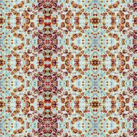 Tkanina bawełniana Hibiskus (kliknij, żeby kupić)