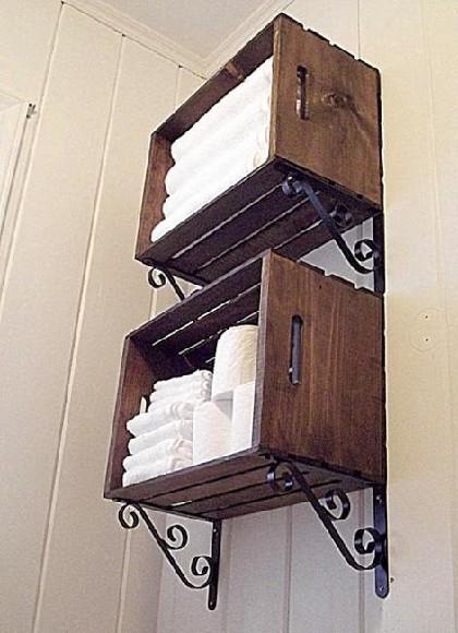 Półki Do łazienki Podpórki Pod Skrzynki Jak Widać Są