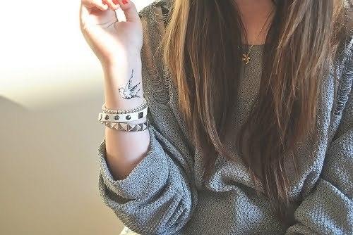 Jaskółki zawsze mi się podobały :)