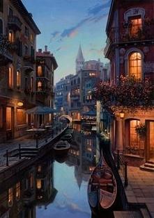 Wenecja - miasto zakochanych? Jak sądzicie? :)