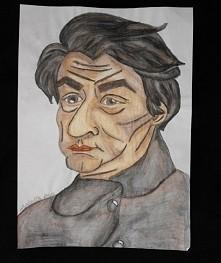 Adam Mickiewicz.. w takiej mniej realistycznej odsłonie xd