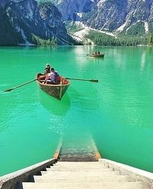 Jezioro Braies - Włochy