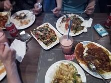 Restauracja Kam Yin czyli kuchnia chińska w Amsterdamie. Kurczak curry z warzywami, wieprzowina i krewetki, smacznie i orientalnie ! RANKING : 8/10