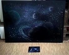 farby olejne, format 100x70 cm