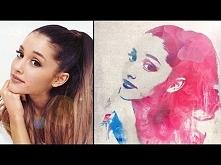 Tutorial Photoshop : Watercolor Photo Effect
