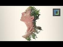 Double exposure effect | photoshop tutorial