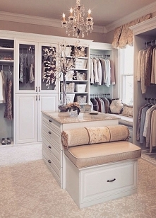 Garderoba marzenie ;)