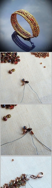 DIY - jak zrobić bransoletkę