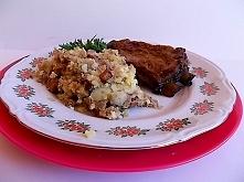 Ciapkapusta....szybki, prosty posiłek z regionu.