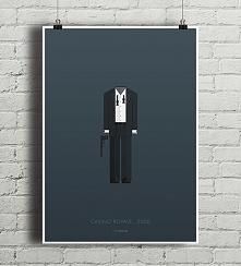 James Bond - Casino Royale - plakat A2