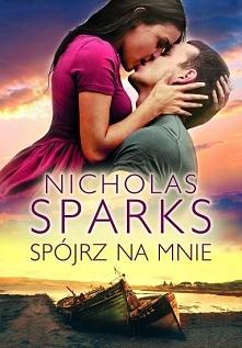 POLECAM :* zakochałam się w książkach Sparksa Nowa powieść króla prozy obyczajowej, który tym razem umiejętnie myli tropy, a zakończenia nie domyśli się nawet wielbicielka powie...