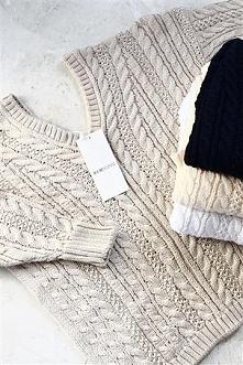 Plecione sweterki MKM w sklepie Olive.pl ❤  Zobaczcie koniecznie!