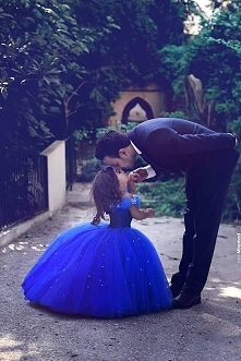 Księżniczka tatusia :)