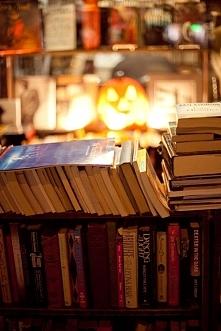 Jesień i książki