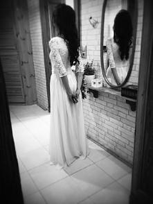 Moja suknia:)