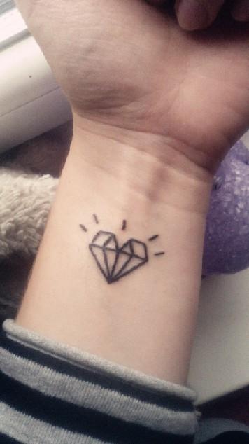 Diament Na Tattoo Zszywkapl